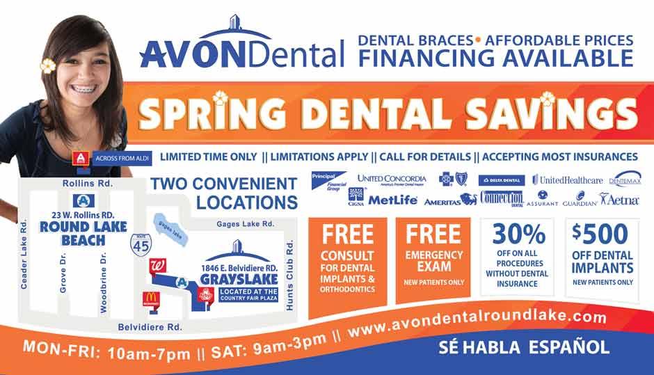 avon dental dental offers side 2 spring 2021