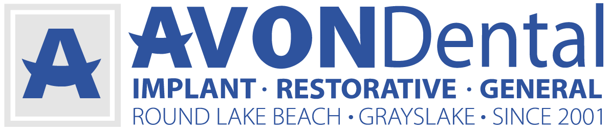 Avon Dental Round Lake Beach Dentist Logo